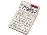 ナイスサイズタイプ電卓 「電卓50周年記念モデル」(12桁) EL-VN82NX(シャンパンゴールド)