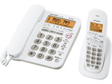 SHARP(シャープ) 【子機1台】デジタルコードレス電話機 JD-G32CL(ホワイト系)