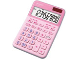 ミニナイスサイズ電卓(10桁) EL-M335-PX (ピンク系)