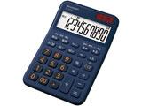 ミニナイスサイズ電卓(10桁) EL-M335-KX (ネイビー系)