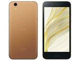 AQUOS sense lite SH-M05 ゴールド 「SH-M05-N」 Android 7.1・5.0型 nanoSIMx1 SIMフリースマートフォン