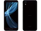 AQUOS sense plus SH-M07 ブラック 「SH-M07-B」 Android 8.0・5.5型 nanoSIM×1 SIMフリースマートフォン