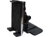タブレット/スマートフォン対応[7〜8インチ/4.5〜65インチ] タブレットホルダー EXEA (ブラック) EC-151