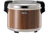 業務用保温専用電子ジャー(4.4升) THA-C80A-MK 木目 (炊飯機能無/保温専用)