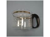 コーヒーメーカーガラス容器(取手付きフタナシ) JAGECAJ-TD