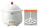 EG-HA06-WB (ホワイト) 温泉たまご器 「エッグDoDoDo」