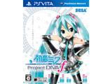 〔中古品〕 初音ミク -Project DIVA- f 【PSVita】