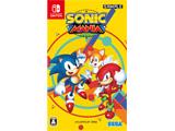 ソニックマニア・プラス 【Switchゲームソフト】