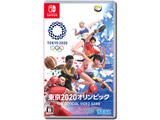 〔中古品〕東京2020オリンピック The Official Video Game HACPAPP9A  [Switch]