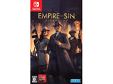 Empire of Sin エンパイア・オブ・シン 【Switchゲームソフト】