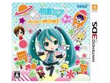 〔中古品〕 初音ミク Project mirai でらっくす 【3DS】