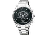 [ソーラー時計]シチズンコレクション 「エコ・ドライブ&クロノグラフ」 AT2360-59E
