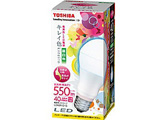 LDA9N-D-G 調光器非対応LED電球 「E-CORE」(一般電球形/全光束550lm/昼白色/口金E26)
