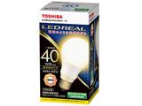 調光器非対応LED電球 「E-CORE」(一般電球形・全光束485lm/電球色・口金E26) LDA5L-G/40W