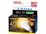 LED電球 (ミニクリプトン形・全光束440lm/電球色・口金E17) LDA4L-G-E17/S/40W