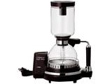サイフォン式コーヒーメーカー (4杯) CM-D854BR ブラウン