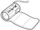 血圧計用腕帯 Rタイプ HEM-CUFF-R