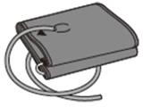 太腕用腕帯セット HEM-RML31