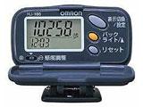 【在庫限り】 歩数計 「ステップス」 HJ-108-K