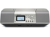 CLX-30-S (CD/SD/USBパーソナルオーディオシステム/シルバー)