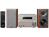 【ハイレゾ音源対応】コンパクトHi-Fiシステム(ゴールド) XK-330-N【ワイドFM対応】