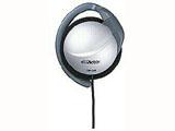 ラジオ用片耳ヘッドホン(シルバー)TP-3R<1.2mコード>(右耳専用)