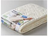 【ベッドパッド】東京西川の洗えるベッドパッド コットン(シングルサイズ) CNI0601731BE