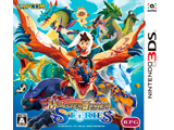 モンスターハンター ストーリーズ 【3DSゲームソフト】