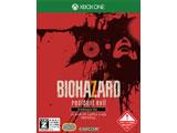 【在庫限り】 バイオハザード7 レジデント イービル グロテスクVer. 【Xbox Oneゲームソフト】