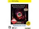 バイオハザード リベレーションズ2 PlayStation Vita the Best 【PS Vitaゲームソフト】