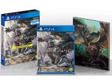 モンスターハンター:ワールド 攻略ハンドブック同梱版 【PS4ゲームソフト】