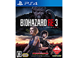 〔中古品〕BIOHAZARD RE:3 PLJM-16580  [PS4]