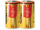 【単2形】2本 アルカリ乾電池「ロングライフ」LR14FL(2S)