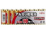 【単3形】10本 アルカリ乾電池 LR6H10S