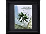 SQ木製額 「carre(カレ)」 (2Lサイズ/1面/ブラック) FSQCR-BK2L1