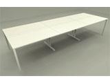 フリーアドレスデスク・テーブル MPT-3612-SS 415-594