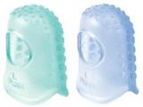 [紙めくり] メクリッコ ハニカム (2トーンカラータイプ) Lサイズ グリーン・ブルー 各1個 KM-303H