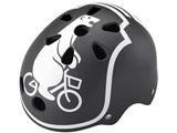 幼児用ヘルメット bikkeキッズヘルメット(ダークグレー/46〜52cm) CHBH4652