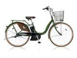 26型 電動アシスト自転車 アシスタファイン(E.Xナチュラルオリーブ/内装3段変速) A6FC18【2018年モデル】