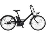 24型 電動アシスト自転車 アシスタユニ(T.Xクロツヤケシ/内装3段変速) A4UC38【2018年モデル】