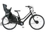 26型 電動アシスト自転車 HYDEE.II(T.Xクロツヤケシ/内装3段変速) HY6B49【2019年モデル】