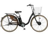 26型 電動アシスト自転車 フロンティアデラックス(オリジナルカラー・カーキ/内装3段変速)F6BB49【2019年モデル】