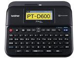 ラベルライター 「ピータッチ(P-touch)」(テープ幅:24mmまで) PT-D600