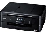 PRIVIO(プリビオ) DCP-J978N-B インクジェット複合機プリンター [無線・有線LAN/USB2.0] ブラック [L判〜A4]
