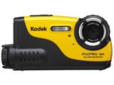 PIXPRO WP1 イエロー 防水デジタルカメラ