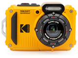 Kodak(コダック) コンパクトデジタルカメラ【防水+防塵+耐衝撃】 スポーツカメラ PIXPRO イエロー WPZ2 [防水+防塵+耐衝撃]