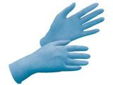 ミドリ安全 ディスポタイプ ニトリル製ソフト手袋 Sサイズ VERTE-780-S (1箱100枚)