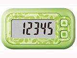 EX-200-G エコグリーン 歩数計 「ポケット万歩 らくらくまんぽ」