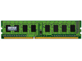 PC3-12800 (DDR3-1600)対応デスクトップPC用メモリ SDRAM(4GB) D3U1600-S4G