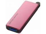 RUF3-PW16G-PK USB3.0対応 USBメモリー(16GB/ピンク/キャップレス)